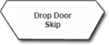 Builder's Drop Door Skip